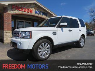 2012 Land Rover LR4 LUX | Abilene, Texas | Freedom Motors  in Abilene,Tx Texas