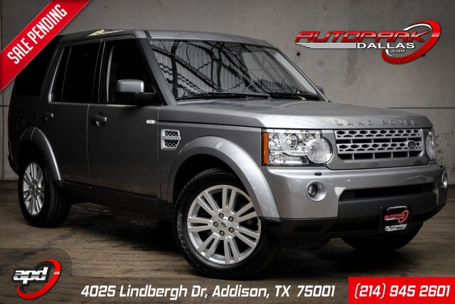 2012 Land Rover LR4 HSE in Addison, TX 75001