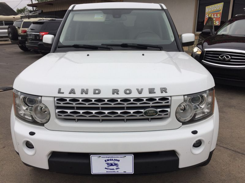 2012 Land Rover LR4 HSE  Brownsville TX  English Motors  in Brownsville, TX