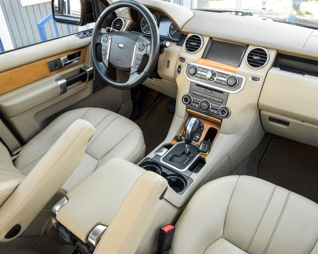 2012 Land Rover LR4 HSE Burbank, CA 16