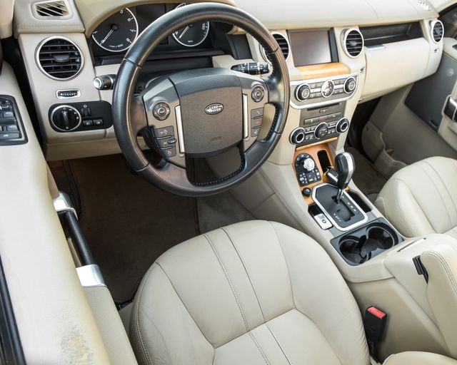 2012 Land Rover LR4 HSE Burbank, CA 17