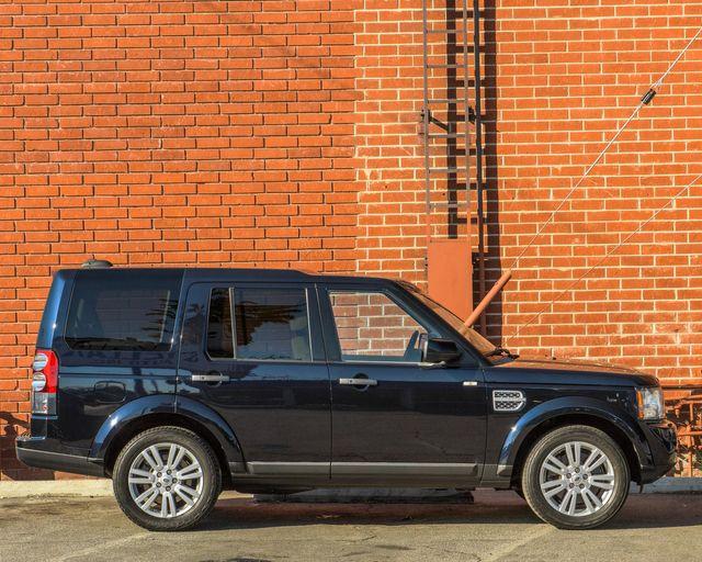 2012 Land Rover LR4 HSE Burbank, CA 3