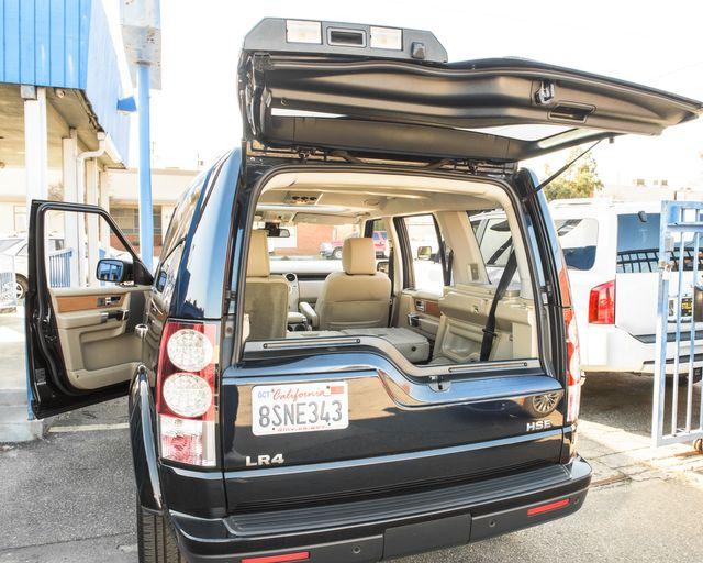 2012 Land Rover LR4 HSE Burbank, CA 33