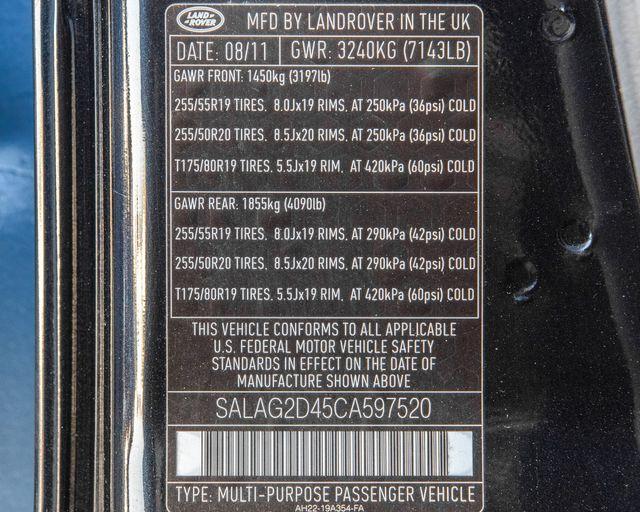 2012 Land Rover LR4 HSE Burbank, CA 39