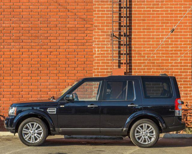 2012 Land Rover LR4 HSE Burbank, CA 4
