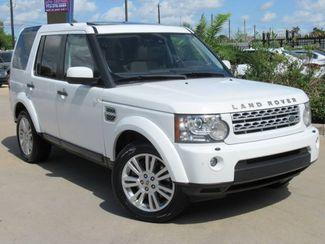 2012 Land Rover LR4 in Houston TX