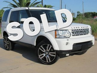 2012 Land Rover LR4 in Houston TX