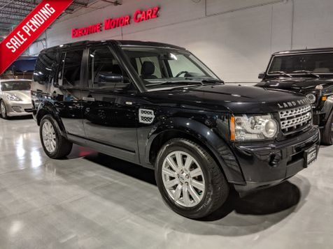 2012 Land Rover LR4 HSE LUXURY in Lake Forest, IL