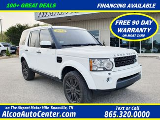 "2012 Land Rover LR4 HSE 7-Seat w/Leather/Navi/Skylights/19"" Alloys in Louisville, TN 37777"