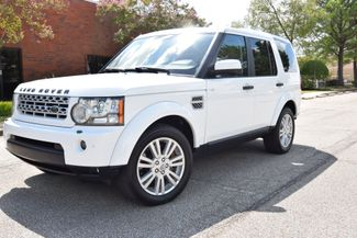 2012 Land Rover LR4 HSE in Memphis Tennessee, 38128