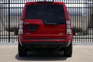 2012 Land Rover LR4 HSE * LUX PKG * 20's * Keyless * NAVI * 3rd Row * Plano, Texas 7