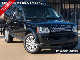 2012 Land Rover LR4 HSE in Plano, TX 75093