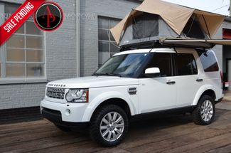 2012 Land Rover LR4 LUX in Statesville, NC 28677