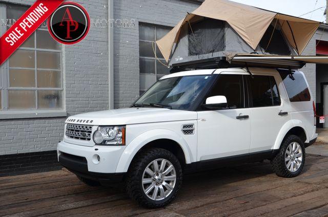 2012 Land Rover LR4 LUX in Statesville, NC 28677