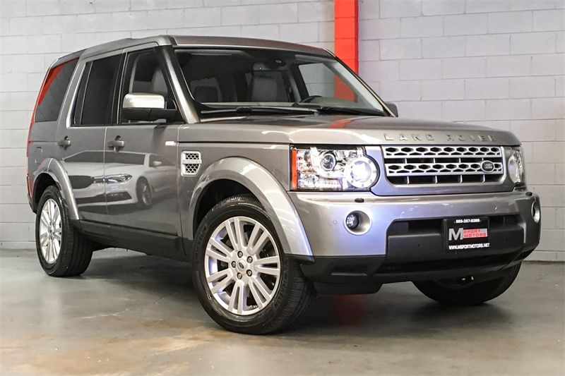 2012 Land Rover LR4 HSE  city CA  M Sport Motors  in Walnut Creek, CA