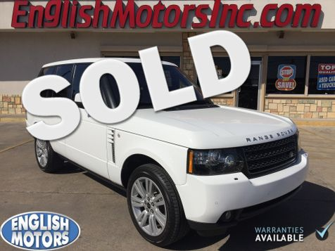 2012 Land Rover Range Rover HSE LUX in Brownsville, TX