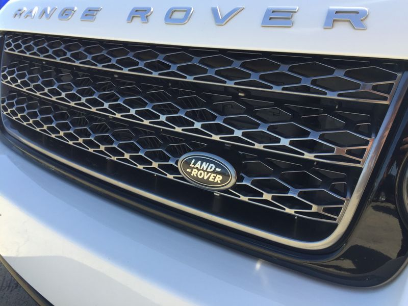 2012 Land Rover Range Rover HSE LUX  Brownsville TX  English Motors  in Brownsville, TX