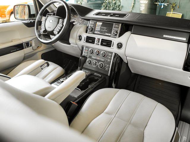 2012 Land Rover Range Rover SC Burbank, CA 12