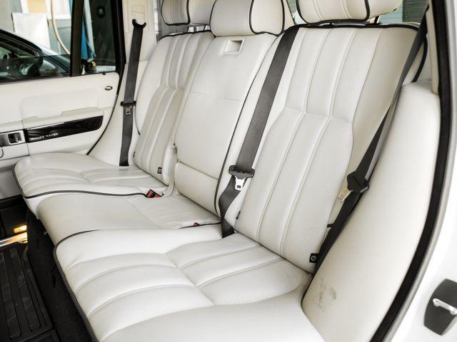 2012 Land Rover Range Rover SC Burbank, CA 16
