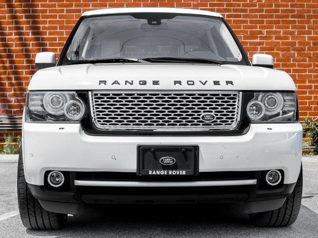 2012 Land Rover Range Rover SC Burbank, CA 2