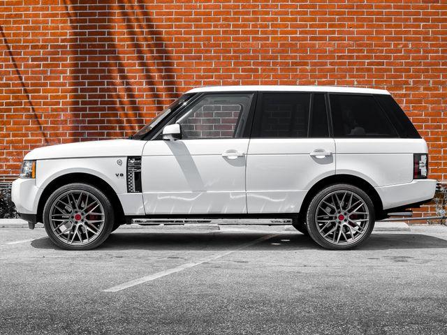 2012 Land Rover Range Rover SC Burbank, CA 5