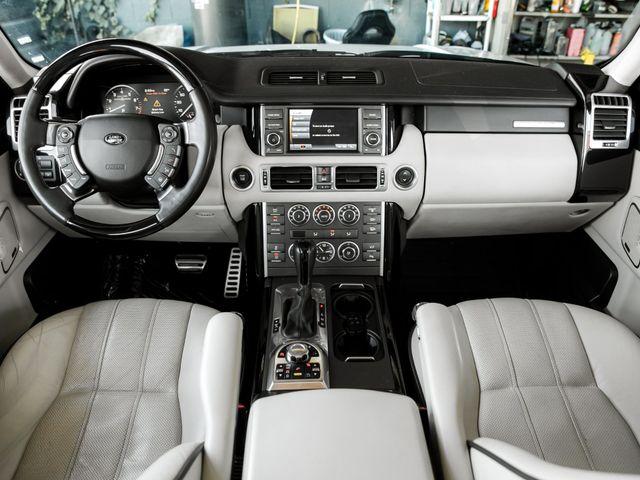2012 Land Rover Range Rover SC Burbank, CA 8