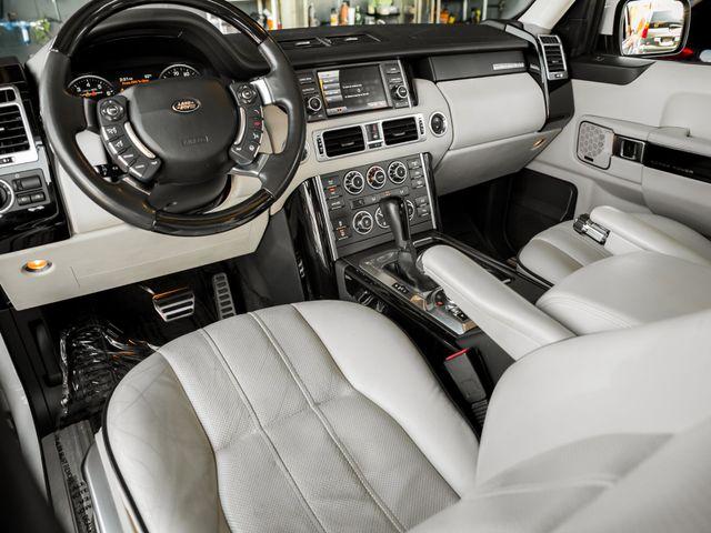 2012 Land Rover Range Rover SC Burbank, CA 9