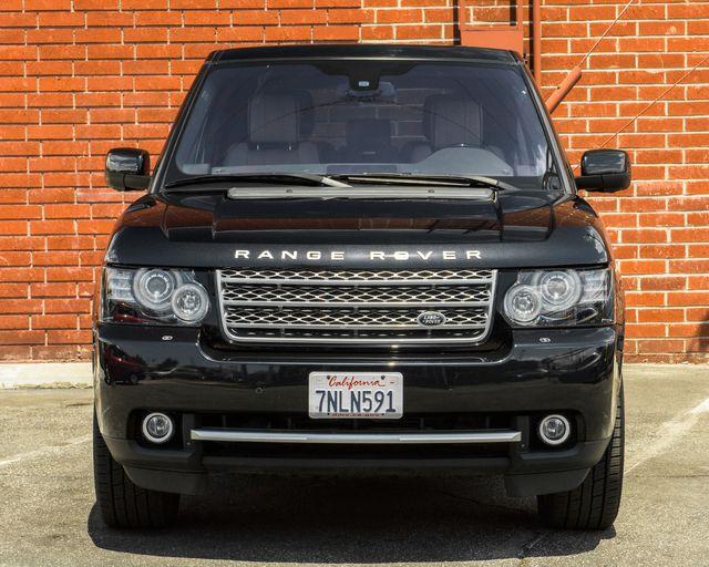 2012 Land Rover Range Rover SC Burbank, CA 1