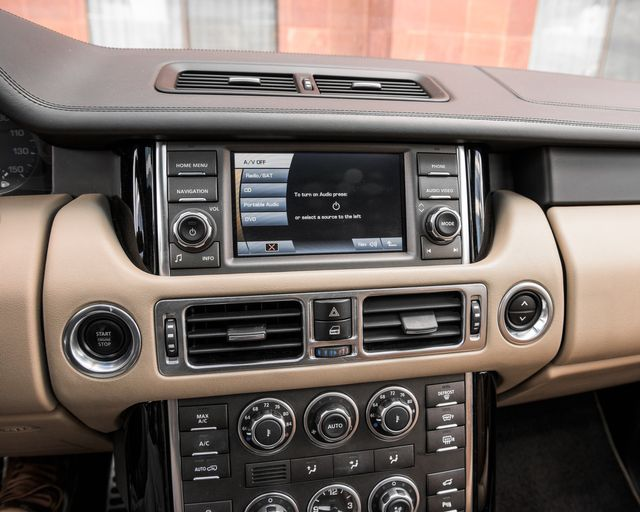 2012 Land Rover Range Rover SC Burbank, CA 25