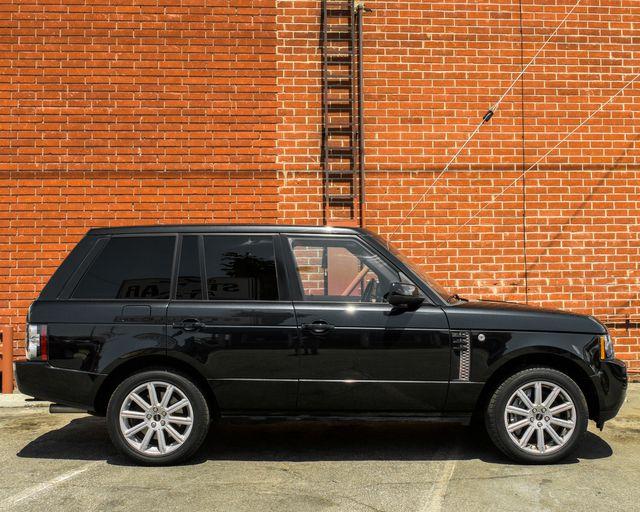 2012 Land Rover Range Rover SC Burbank, CA 3
