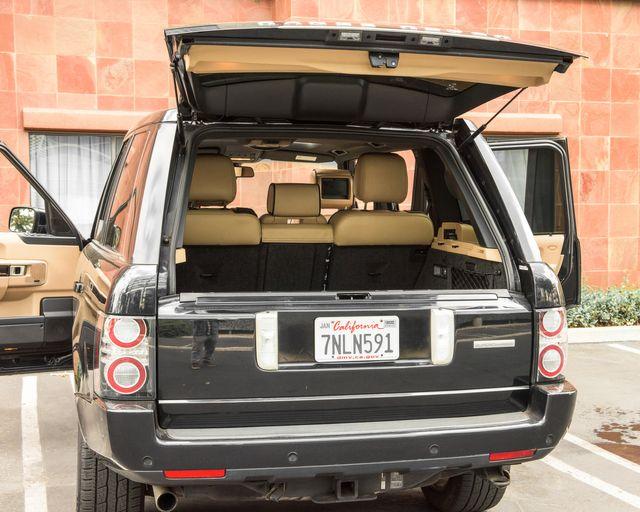 2012 Land Rover Range Rover SC Burbank, CA 36