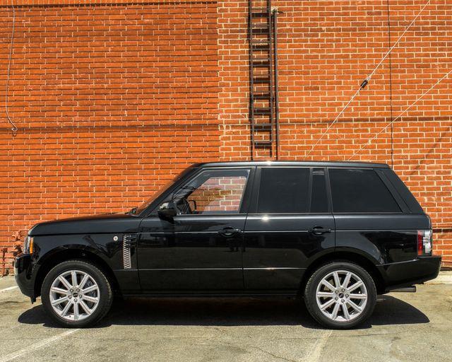 2012 Land Rover Range Rover SC Burbank, CA 4