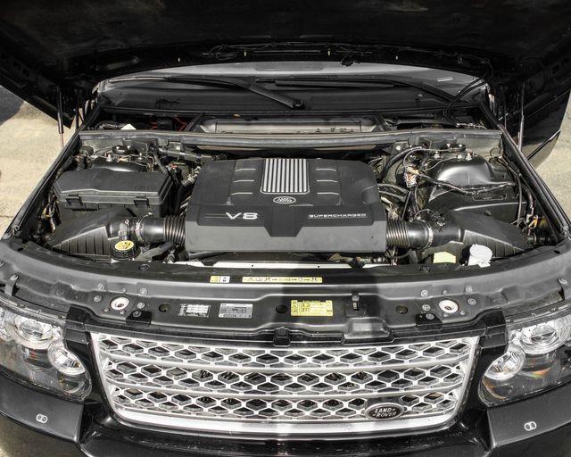 2012 Land Rover Range Rover SC Burbank, CA 40
