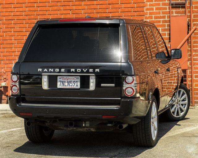 2012 Land Rover Range Rover SC Burbank, CA 7
