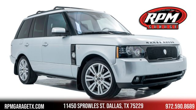 2012 Land Rover Range Rover HSE LUX Strut Package