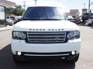 2012 Land Rover Range Rover SC Englewood, CO 1