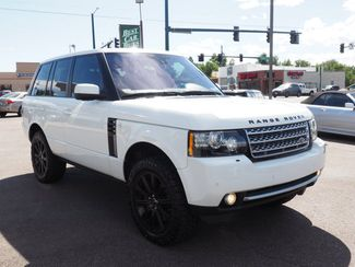 2012 Land Rover Range Rover SC Englewood, CO 2