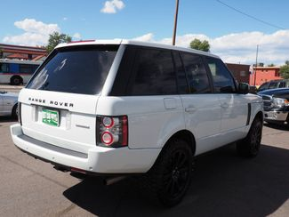 2012 Land Rover Range Rover SC Englewood, CO 5