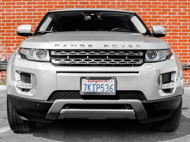 2012 Land Rover Range Rover Evoque Pure Premium Burbank, CA 2