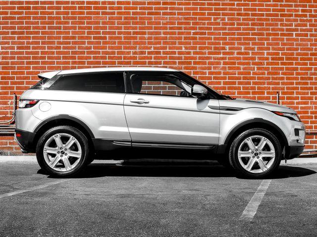 2012 Land Rover Range Rover Evoque Pure Premium Burbank, CA 4