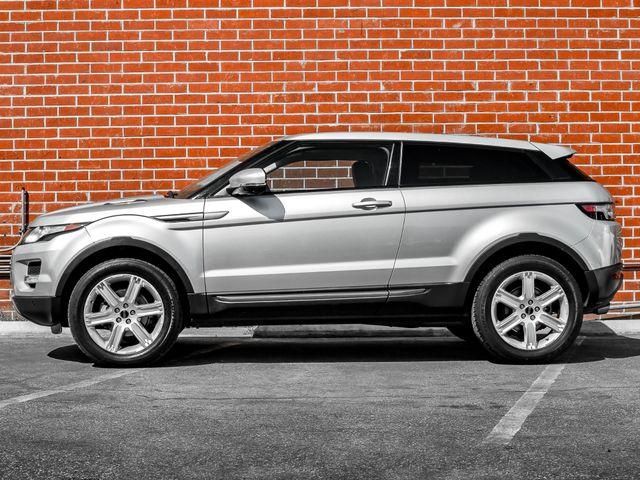 2012 Land Rover Range Rover Evoque Pure Premium Burbank, CA 5