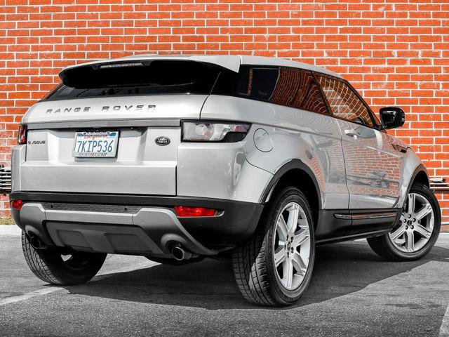2012 Land Rover Range Rover Evoque Pure Premium Burbank, CA 6