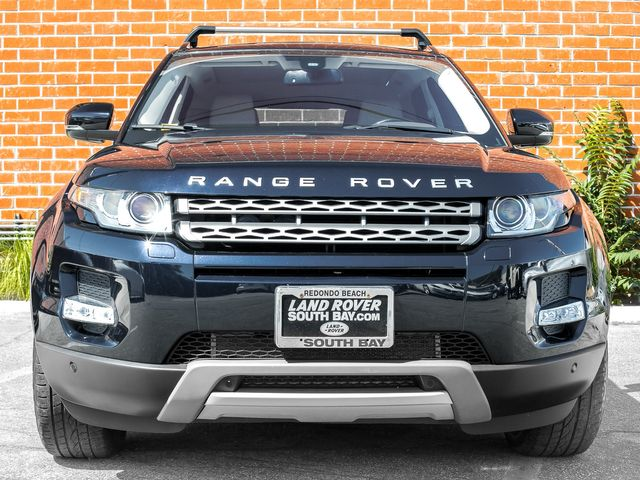 2012 Land Rover Range Rover Evoque Pure Plus Burbank, CA 2