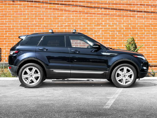 2012 Land Rover Range Rover Evoque Pure Plus Burbank, CA 3