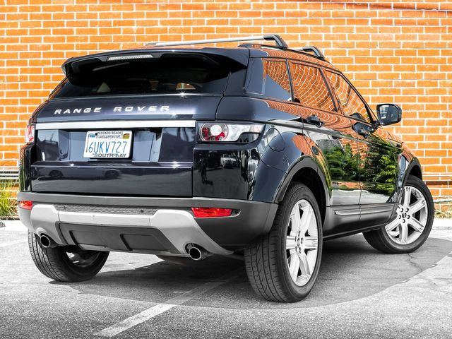 2012 Land Rover Range Rover Evoque Pure Plus Burbank, CA 5