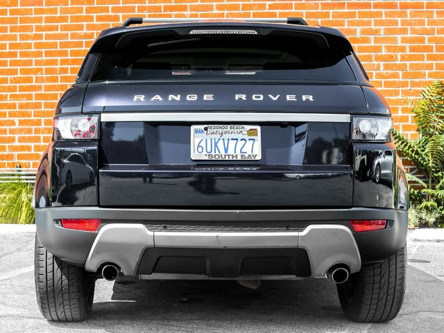 2012 Land Rover Range Rover Evoque Pure Plus Burbank, CA 6