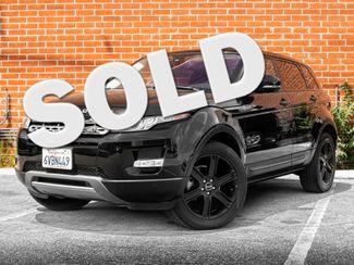 2012 Land Rover Range Rover Evoque Pure Premium Burbank, CA