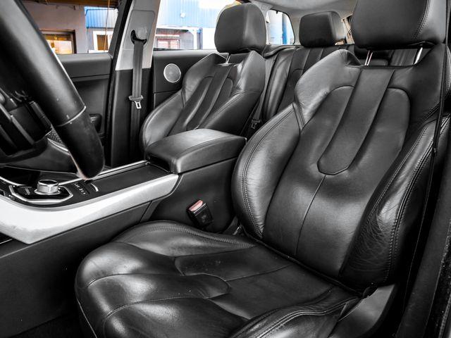2012 Land Rover Range Rover Evoque Pure Premium Burbank, CA 10