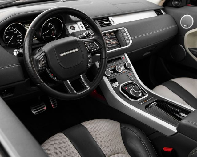 2012 Land Rover Range Rover Evoque Dynamic Premium Burbank, CA 13