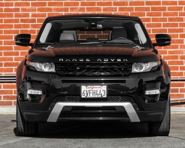 2012 Land Rover Range Rover Evoque Dynamic Premium Burbank, CA 2